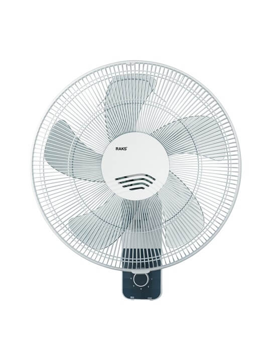 RAKS WF 16 STN Wall-Mounted Fan