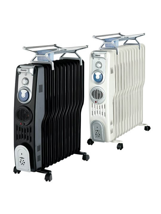RAKS Aspendos Electric Oil Heater