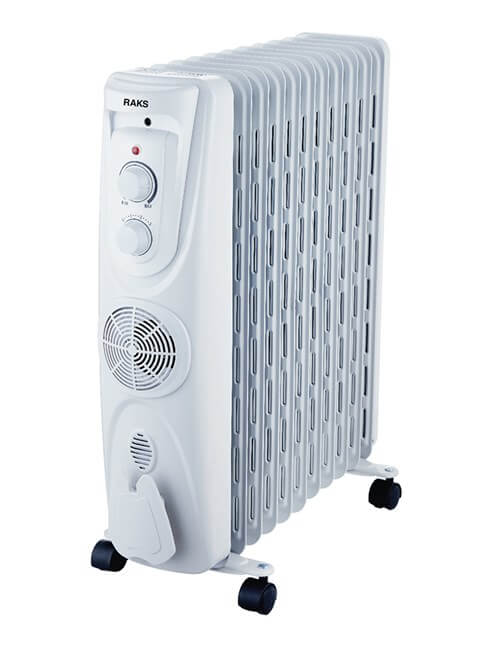 RAKS Ilıca Electric Oil Heater