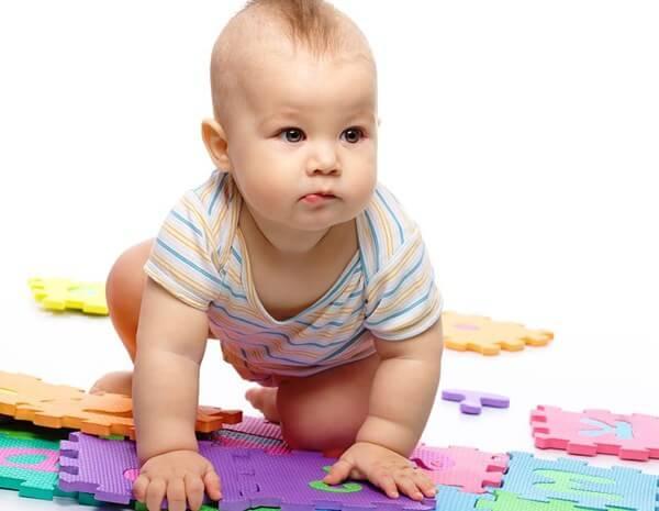 Bebek varsa, her şey güvenli olmalı; ısıtıcılar bile