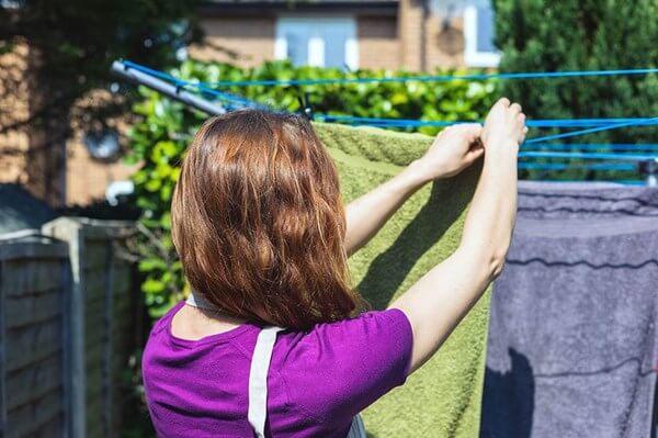 Kışın çamaşır asmayı sevmeyenlerden misiniz?