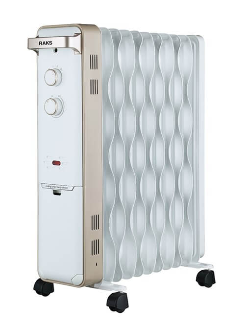 RAKS Bergama Electric Oil Heater