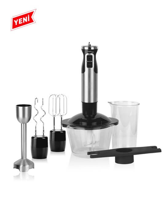 RAKS GLASS MIX Blender Set 1700W
