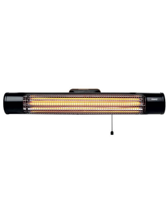 RAKS Adalya W1500 Wall-Mounted Carbon Heater 1500W