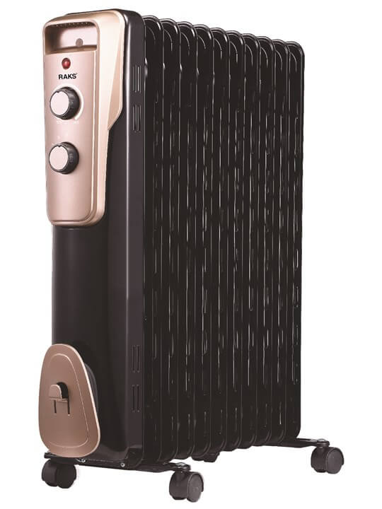 RAKS Urla Electric Oil Heater