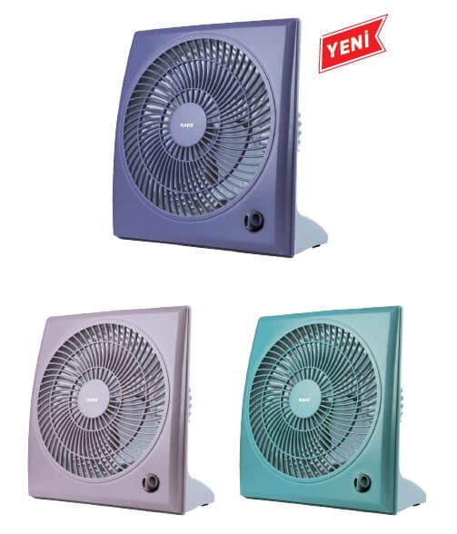 RAKS BF 9 MX  Box Ventilator
