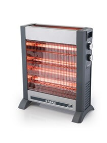 RAKS Lilly Medium Quartz Isıtıcı 2500 W