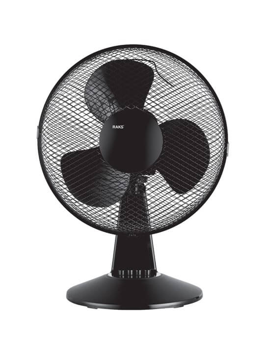 RAKS DF 12 STN Desktop Fan