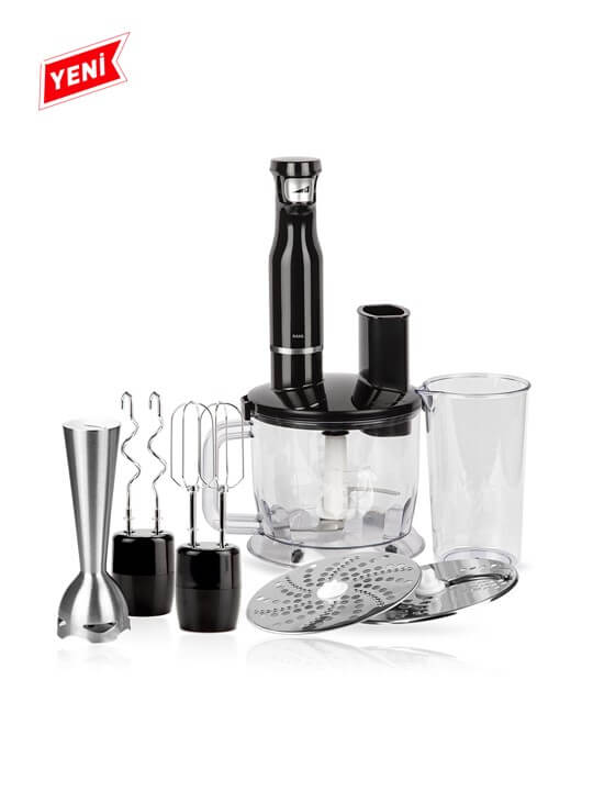 RAKS MULTI MAX PLUS Multi Blender Set 1700W