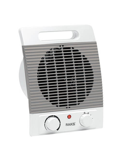 RAKS PF 20 Lilly Fan Heater 2000 W