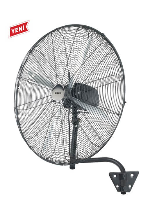 RAKS WF 30 SA Industrial-Type Wall-Mounted Fan