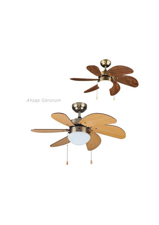 RAKS PF 32 Decorative Ceiling Fan