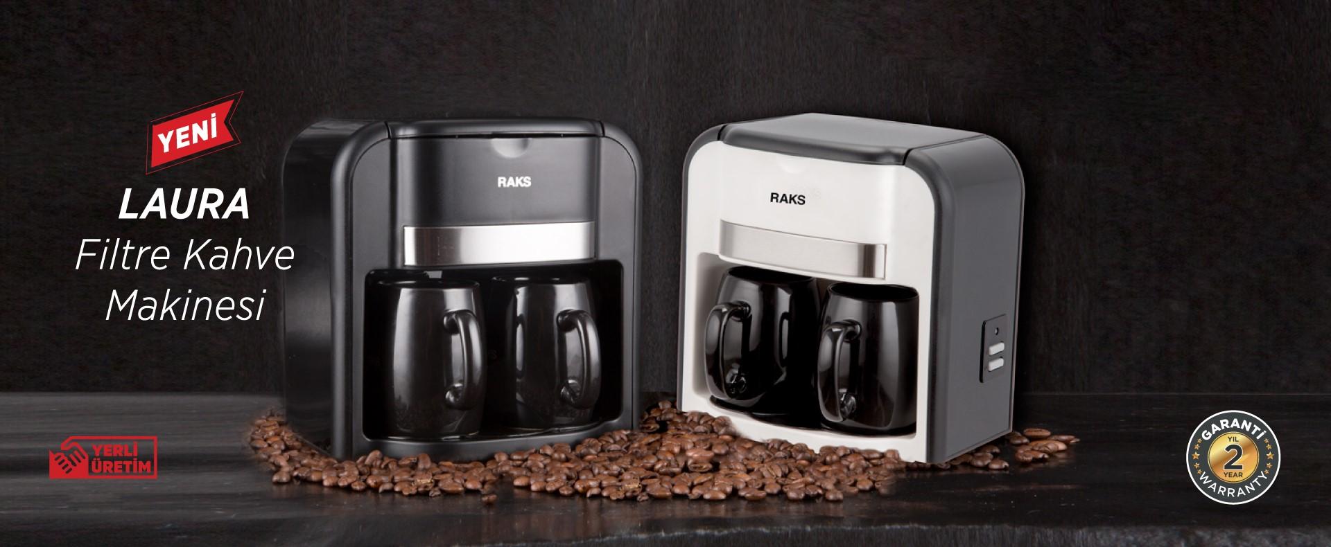 RAKS Laura Filtre Kahve Makinesi